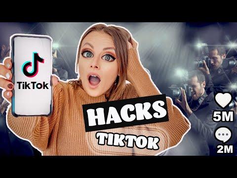 COMMENT DEVENIR UNE STAR DE TIKTOK ? (je Teste Des Tiktok Hacks !)