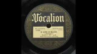 Bumble Bee Slim B and O Blues (1932)