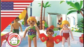 Playmobil summer fun 6669 piscine pool 2017 yourepeat for Piscine playmobil