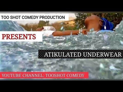 Atikulated Underwear: Student Destroys School Bridge With Dirty Underwear [Watch]