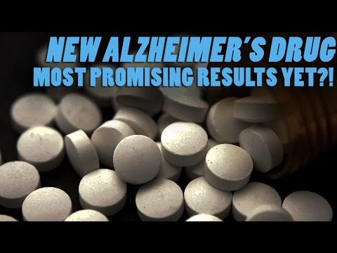 New Alzheimer's Drug: Is There Finally A Cure?! - YouTube