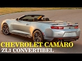 2017 Chevrolet Chevy Camaro Zl1 Convertible, Delicious Alternative To The 640 Hp Coupe
