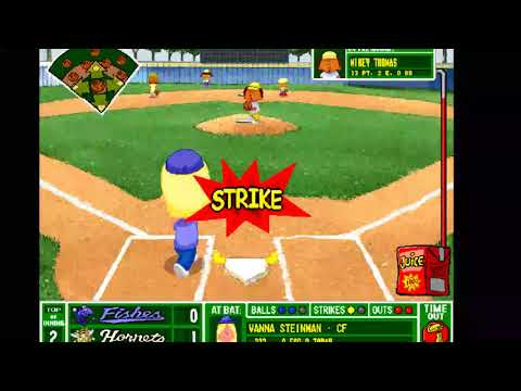 Lets Play Backyard Baseball CD Episode 3: Second Verse, Same