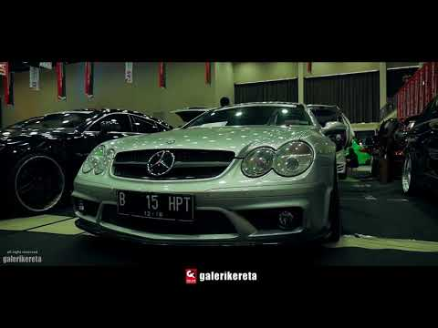 Compilation Mercedes Benz Modified at IAM2017 Indonesia AutoModified Jakarta