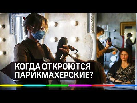 В Подмосковье парикмахерские откроются с 3 июня по новому стандарту. Что изменится?