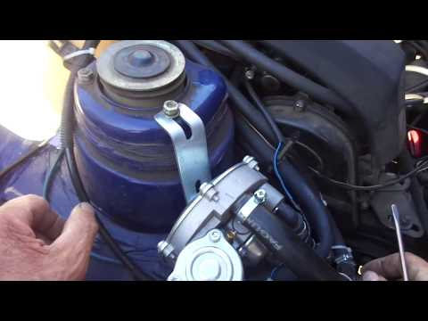 Как отрегулировать газовый редуктор евро 2 томасетто