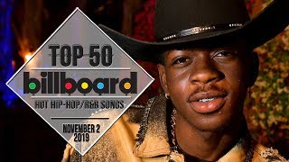 Top 50 • US Hip-Hop/R&B Songs • November 2, 2019 | Billboard-Charts