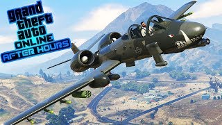 Making Tryhards Salty Using B11 Strikeforce (GTA After Hours DLC)