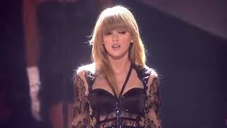 Cover images Taylor Swift   I Knew You Were Trouble  Live at Brit Awards