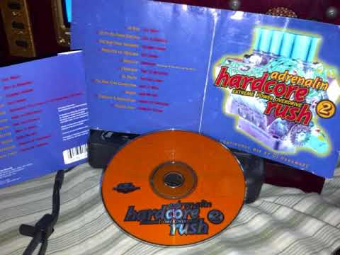 "Radio Virtual 98.5 MEGA MIX ""HARDCORE RUSH"" Adrenalin Overdrive"