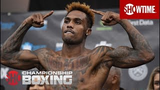 Charlo vs. Adams: Weigh-In | SHOWTIME CHAMPIONSHIP BOXING
