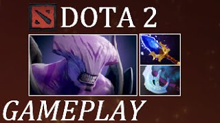 Dota 2 6.86 Faceless Void Ranked Gameplay Live Commentary