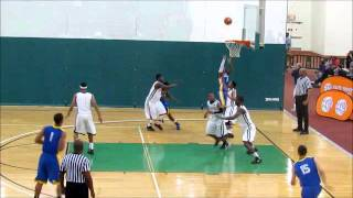 Anthony Barber Highlights From 2012 Nike EYBL in Hampton
