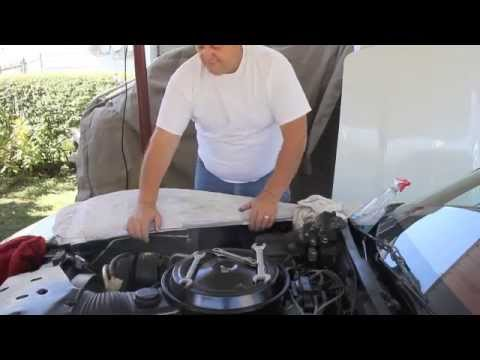 1977 Corvette - Repairing the Air Conditioning - YouTube