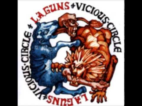 L.A. Guns - Chasing The Dragon. All rights...