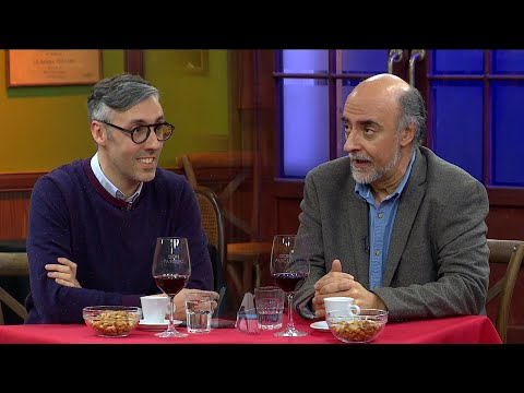 Martín Inthamoussú y Pablo Mieres