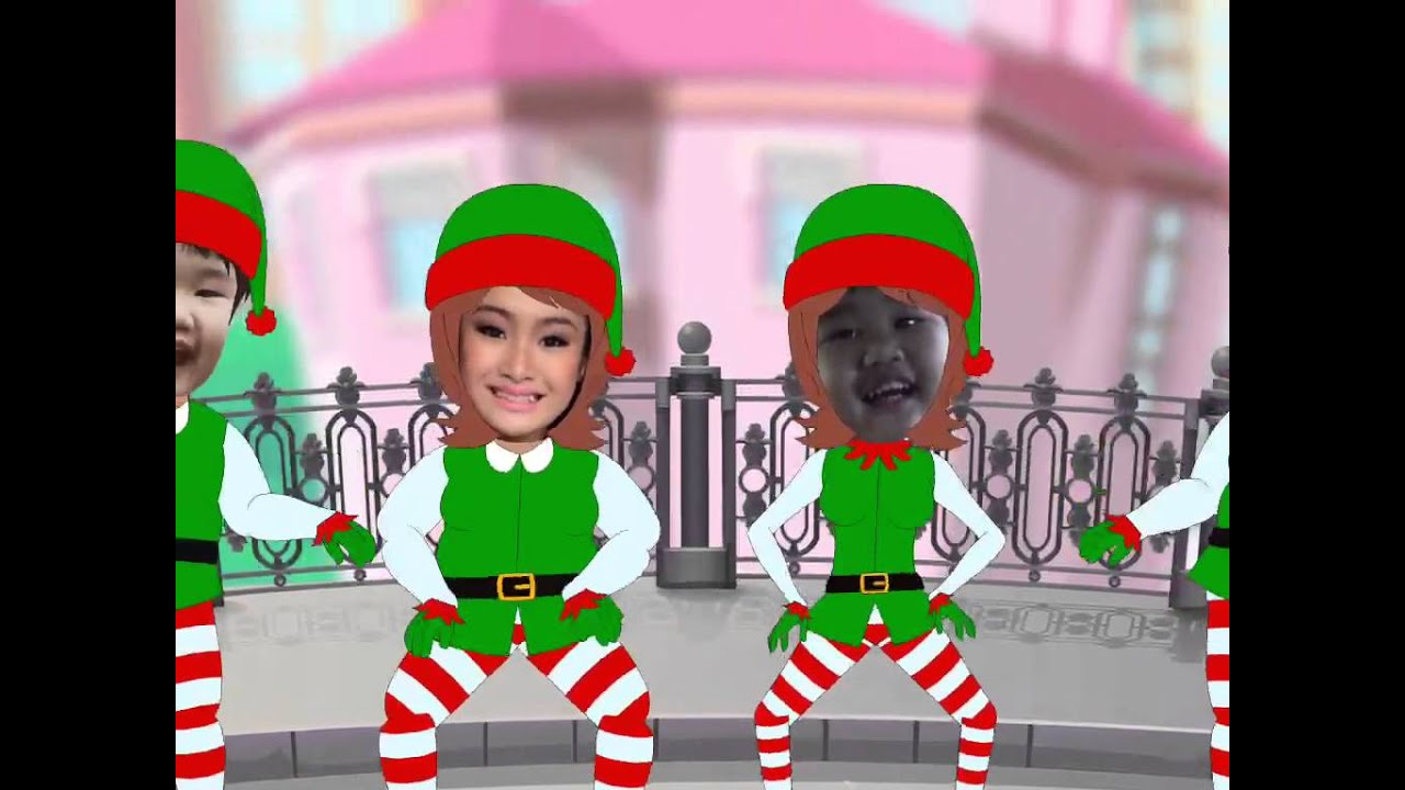 animate me christmas dance video maker merry christmas ka