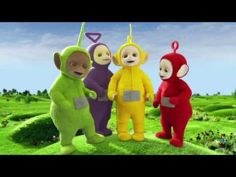 NEW Teletubbies 2016 Episode 4 Season 1 - Favourite Things