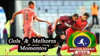 Atlético-PR x Sport - Gols & Melhores Momentos Brasileirão Serie A 2018 29ª Rodada