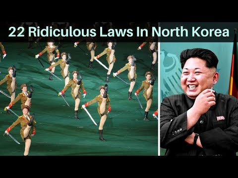 22 Legal and Illegal Things Exist Only in North Korea   Do's and Don'ts in North Korea