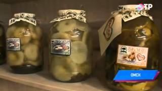 В Омске открылся магазин лесных грибов и ягод
