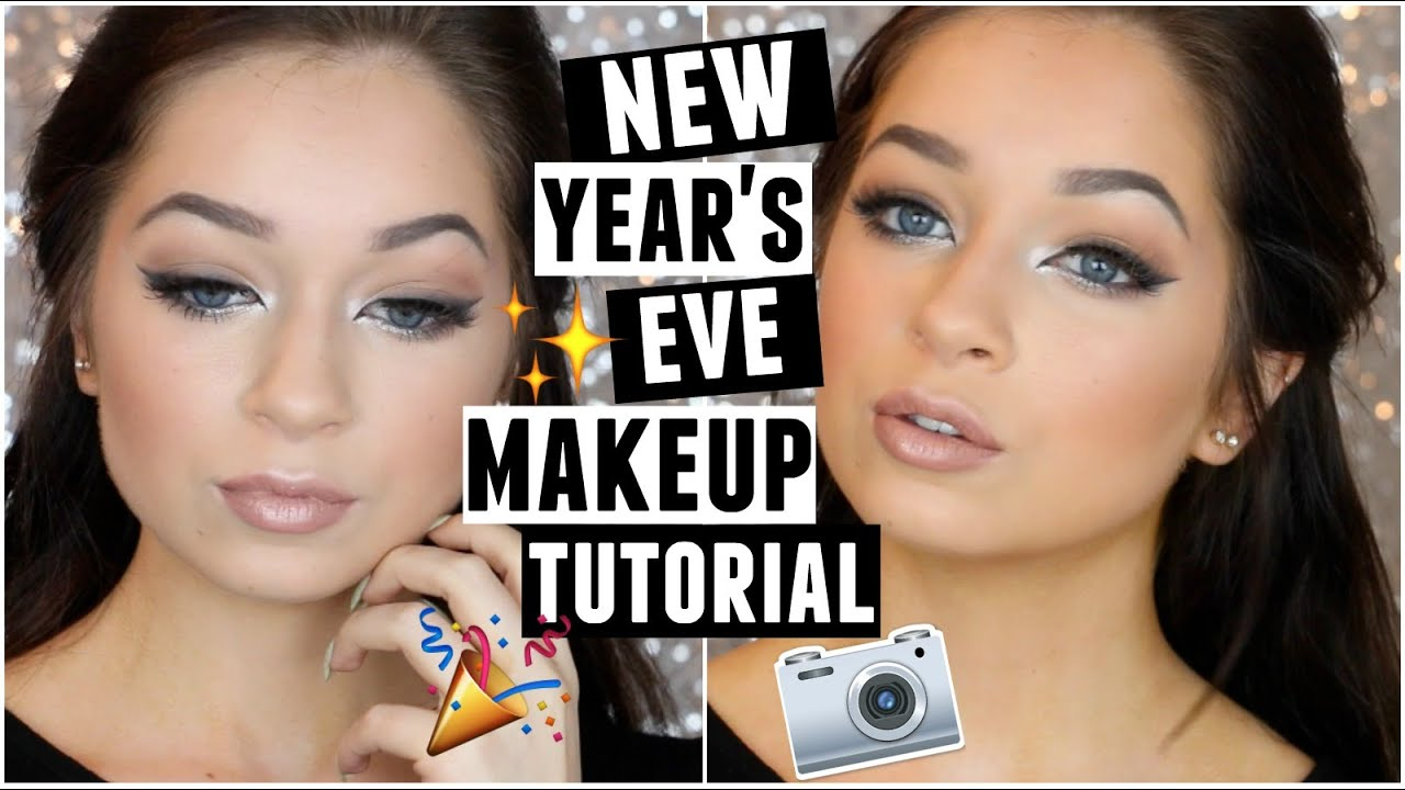 New years makeup