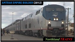 Amtrak Empire Builder - St. Cloud, MN