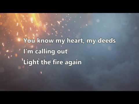 Light The Fire Again - Brian Doerksen (Lyrics)