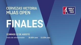 Finales - Cervezas Victoria Mijas Open- World Padel Tour