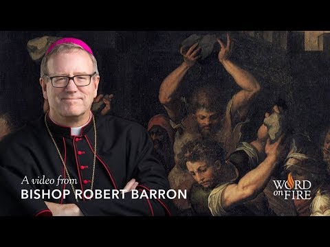 Bishop Barron on the Persecution of Christians
