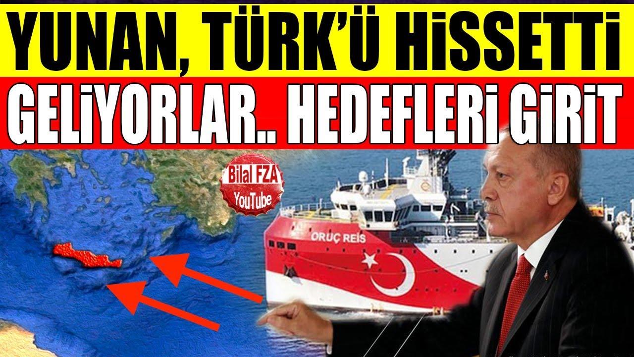 İzmirden Libyaya Gemiler Yola Çıktı TÜRKLER GİRİTE GELİYOR Mısırdan Sonra Lübnan da Yunana..