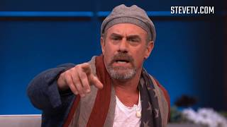 Christopher meloni and steve harvey hilariously discuss his throwback pictures that he posted on social media.subscribe to get the latest from #stevetvshow:c...