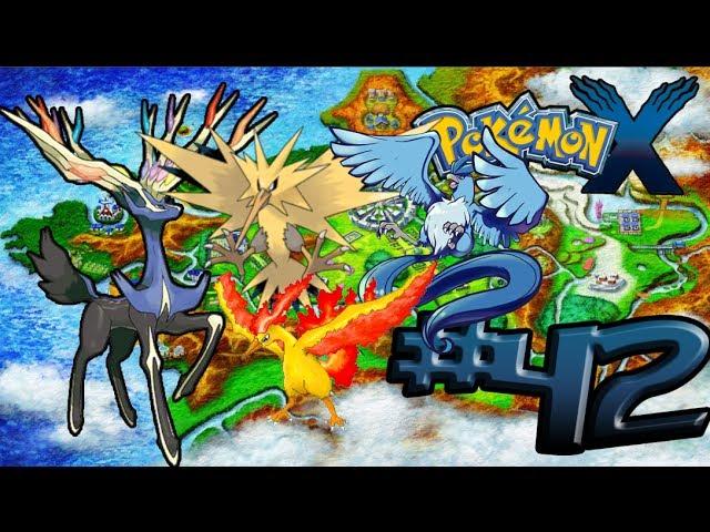 Capturer A rtikodin, E lecthor et S ulfura dans Pokémon X Y