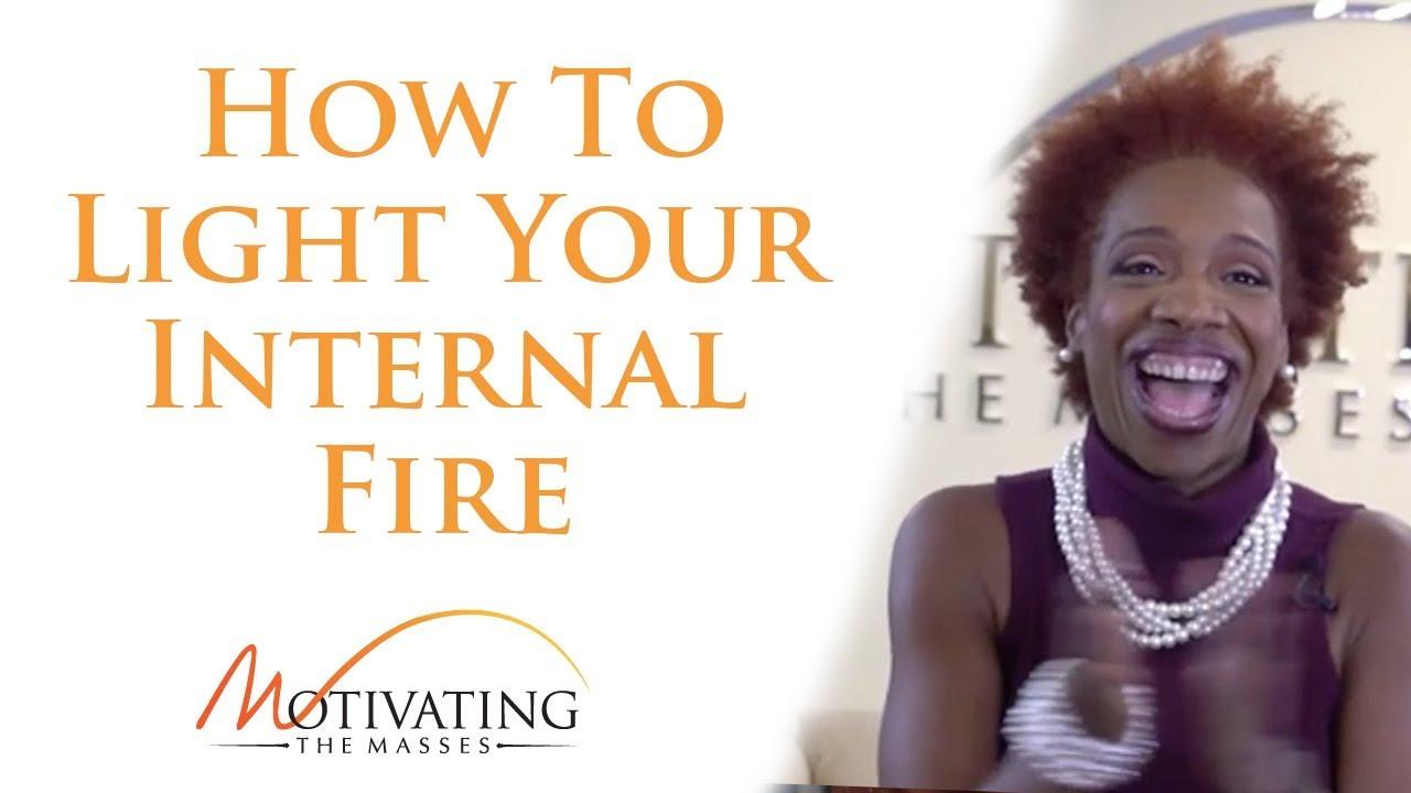 Lisa Nichols - How To Light Your Internal Fire