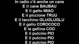 OFFICIAL VIDEO|| PULCINO PIO LYRICS HD TESTO