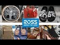 ROSS DRESS FOR LESS * DESIGNER BAGS/SHOES & MORE!!! COME WITH ME
