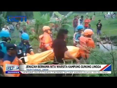 6 Hari Menghilang, Mayat Wanita Ditemukan di Tepi Sungai Ciwulan, Jabar - Sergap 06/01