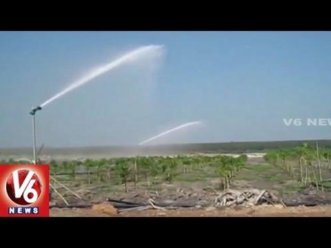 Special Story On Rain Gun Sprinkler System...
