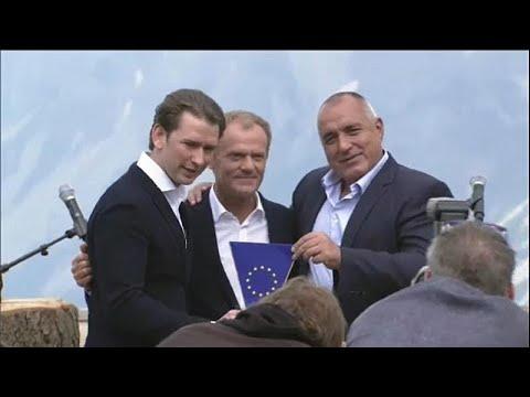 View from Vienna - migration set to dominate Austria's EU presidency