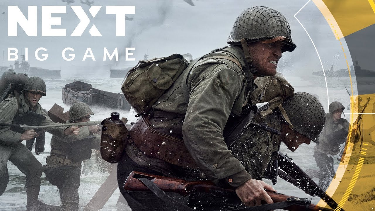 Why Call of Duty: WWII is the Next Big Game – Next Big Game Ep. 3