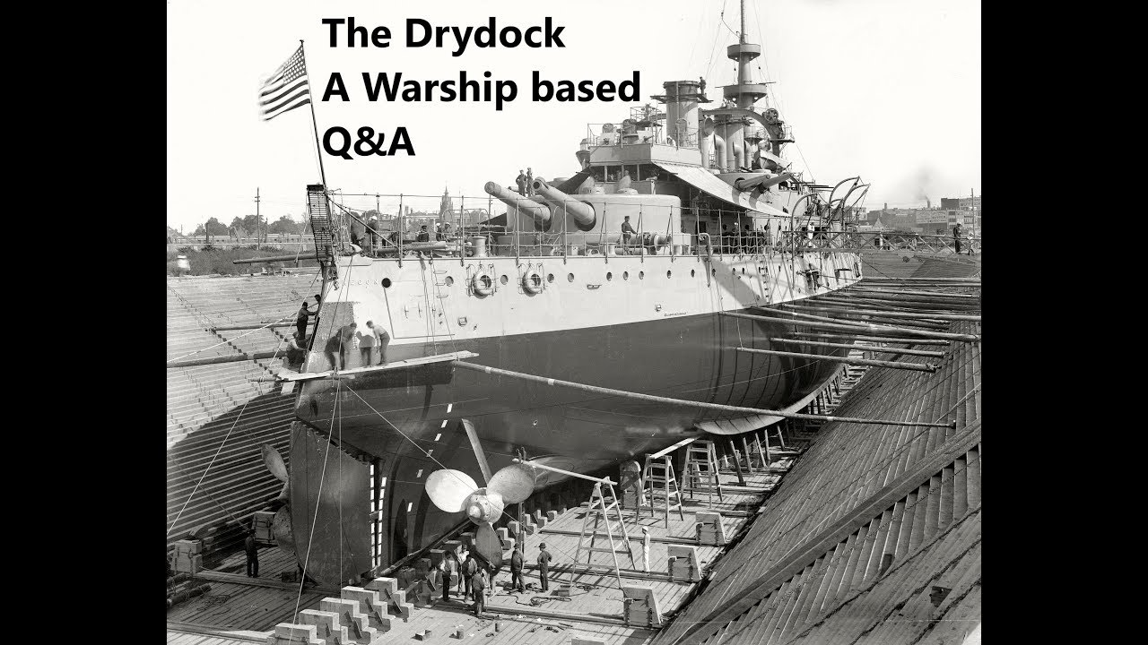 The Drydock - Episode 040