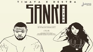 "Timaya & Destra - Sanko (Official Remix) ""2015"""