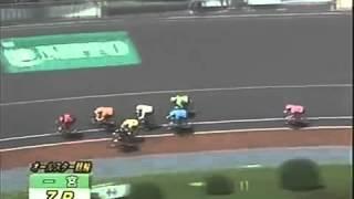 内田 慶 選手の最期 (2008年9月11日 第51回オールスター競輪初日第7レース)