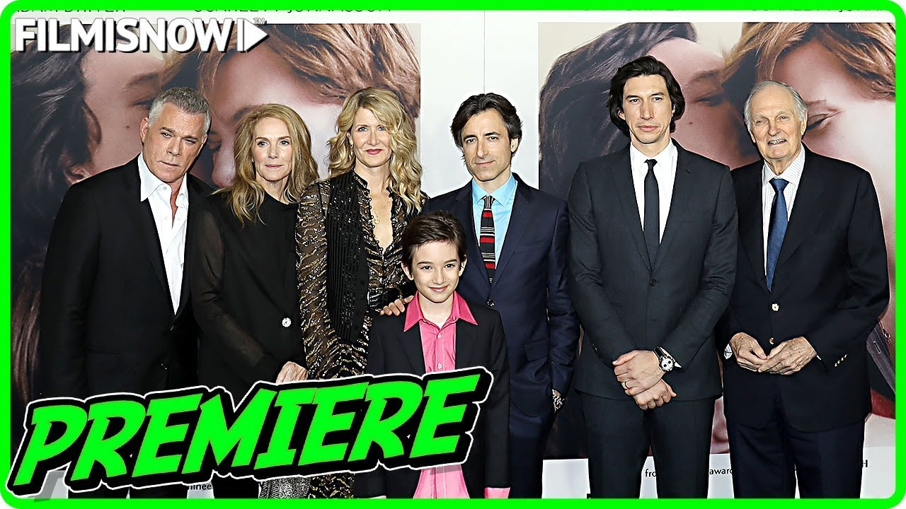 MARRIAGE STORY   New York Premiere