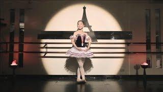 Peggy與芭蕾的學習歷程