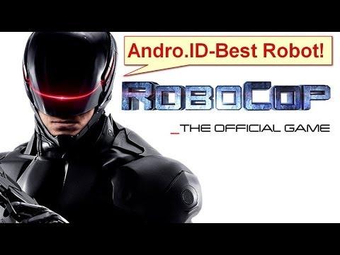 Обзор игры Robocop для Android