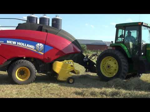 New Holland BigBaler