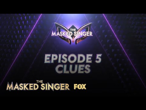 Week Five Clues   Season 1 Ep. 5   THE MASKED SINGER