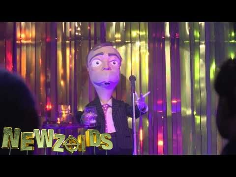 Nigel Farage Stand Up (Part 1) - Newzoids