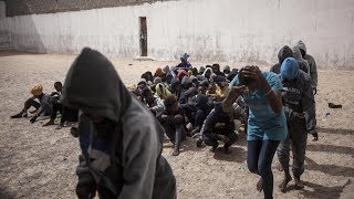 Frontline Insight: Photographing Libya's slaves